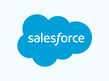 Salesforce CRM integration with Databox